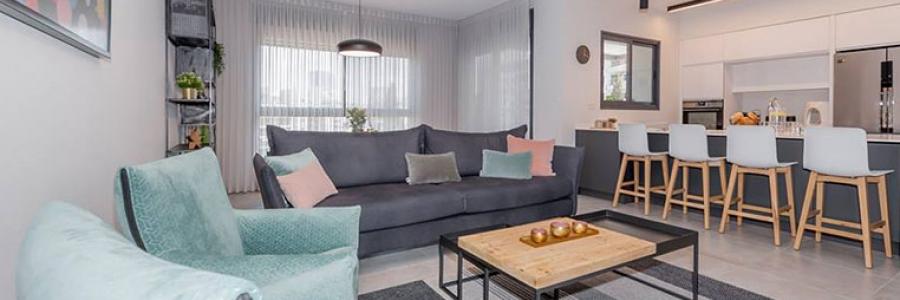 עיצוב הבית עם רהיטים יוקרתיים