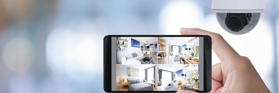אפליקציות למצלמות אבטחה