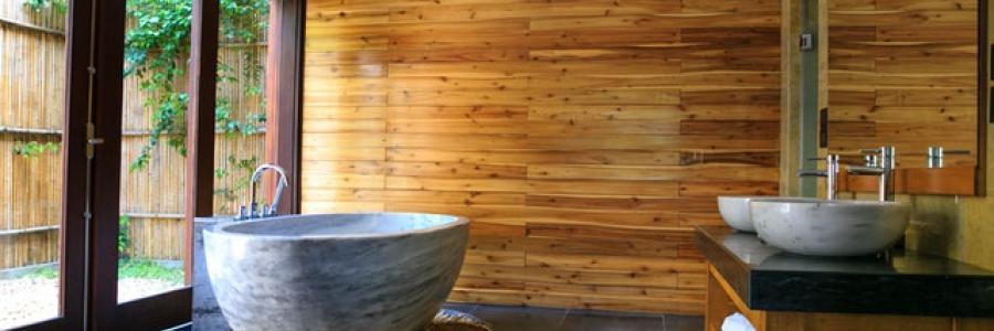 חדר אמבטיה חסכוני – לסביבה ולכיס שלך