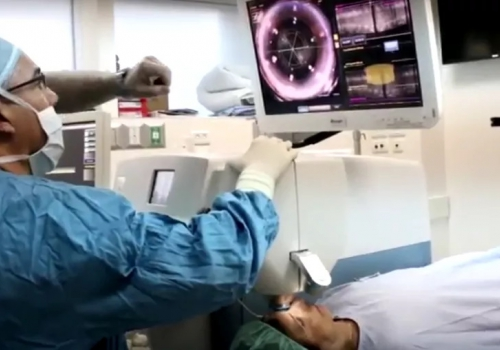 יתרונותיו של ניתוח קטרקט בלייזר