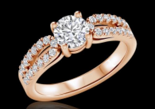 טבעות יהלום - טבעות אירוסין מושלמות