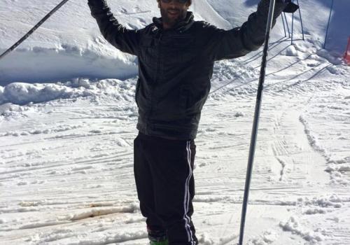 עונת הסקי מגיעה