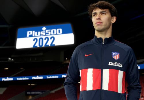 Plus500 מאריכה את החסות לקבוצת הכדורגל הספרדית אתלטיקו מדריד